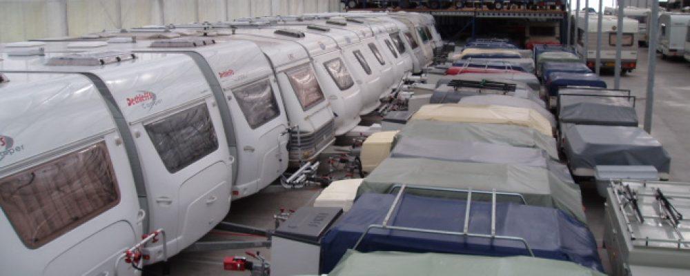 Steeds meer keuze: op zoek naar de ideale caravanstalling?